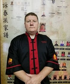 Sifu Scott Stapleton